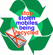Stop Recycled Stolen Phones